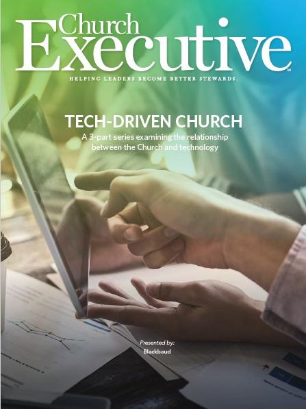 TECH-DRIVEN CHURCH